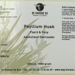 etiket psyllium p/p