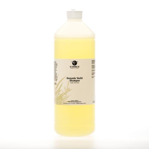 gezonde vacht shampoo
