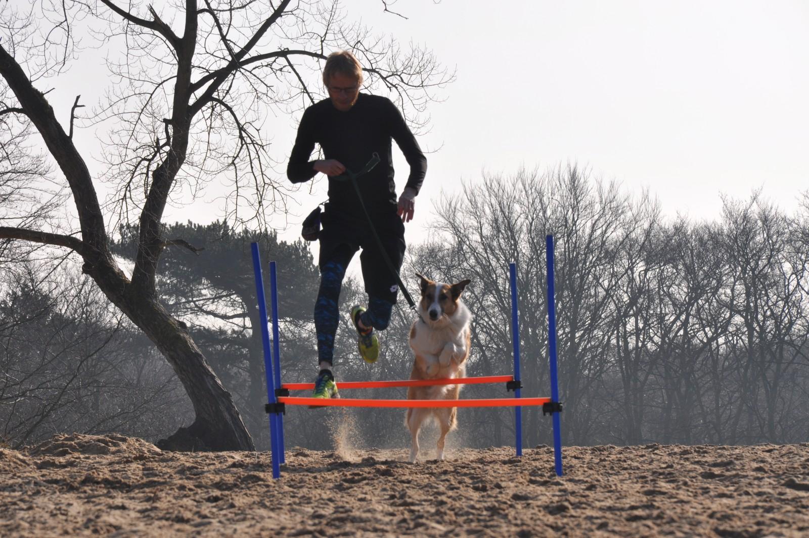 WOOFCAMP is bootcamp voor jou én je hond!